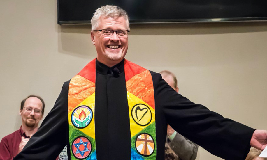Welcome Rev. Jim!